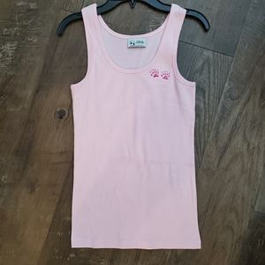 NEW Bushland Outfitters Embroidered Tank Top